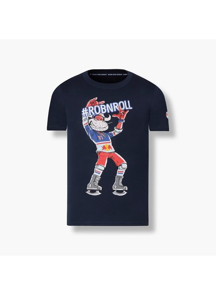 ECS Rob n Roll T-Shirt - navy