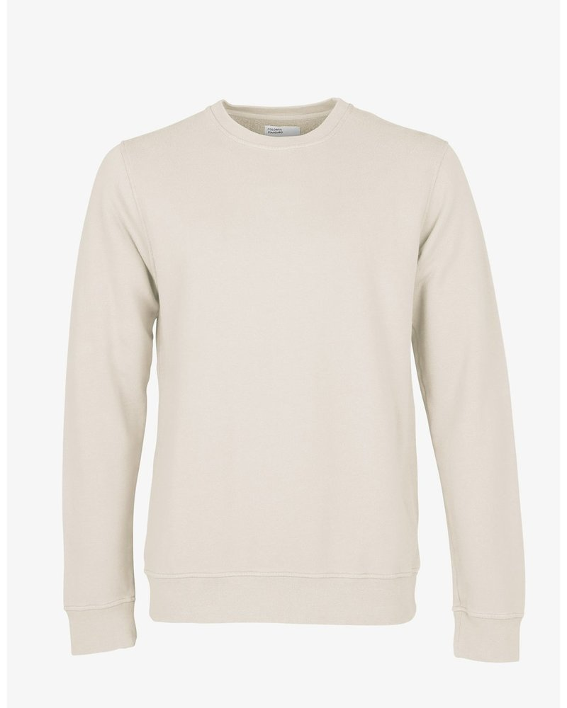 Colorful Standard Classic Organic Crew - Ivory White