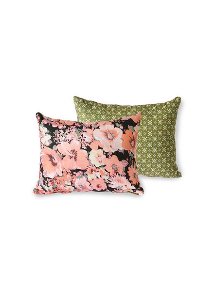 HK Living Doris for hkliving printed cushion floral
