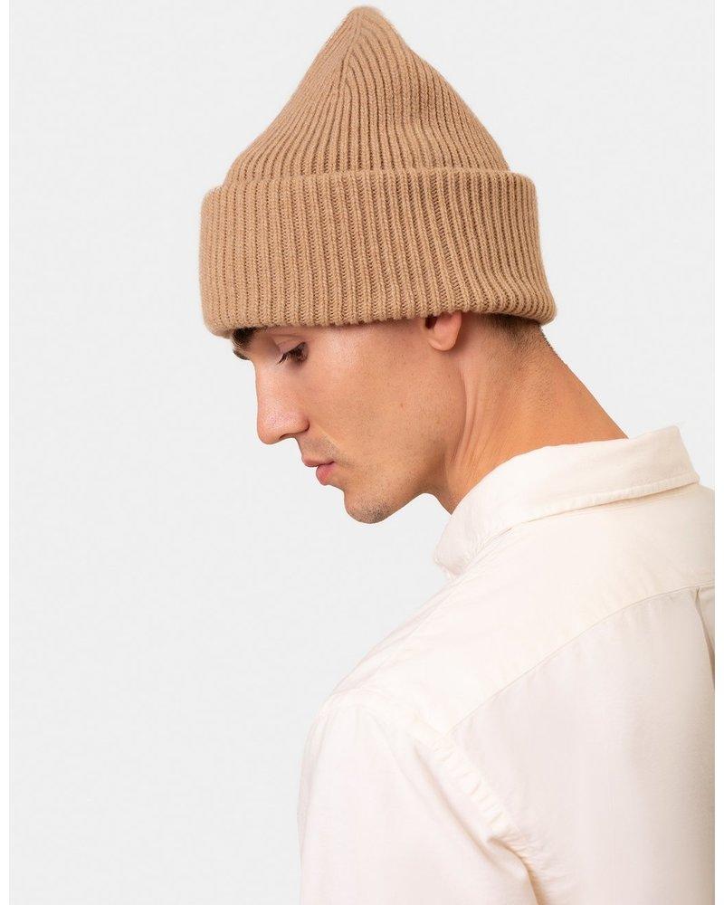 Colorful Standard Merino Wool Hat - Scarlet Red