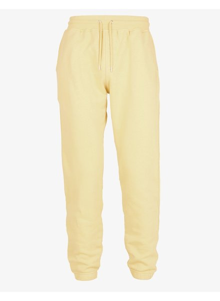 Colorful Standard Classic Organic  Sweatpants - Soft Yellow
