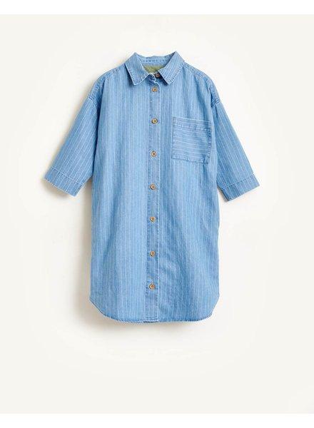 Bellerose ARROW DRESS - Stripe B