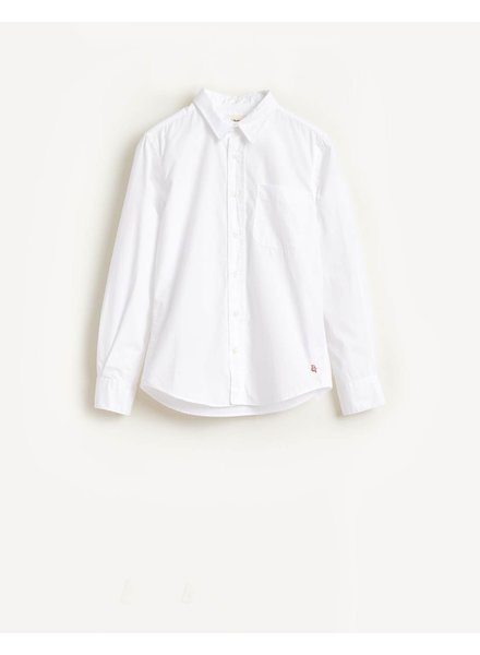 Bellerose GANIX SHIRT - White