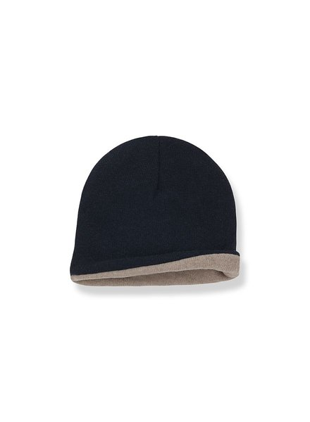 1+ In the family EINA beanie - blue notte