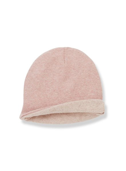 1+ In the family MEGEVE beanie - beige/rose
