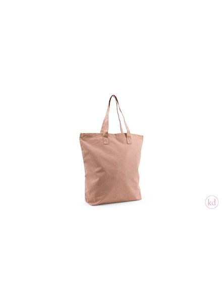 Small Heroes Shopper - Nude