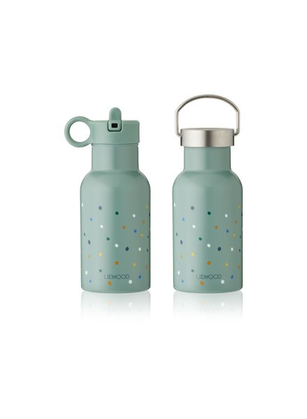 Liewood Anker water bottle - Confetti peppermint mix