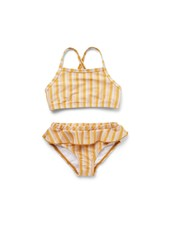 Liewood Norma bikini set - Peach/sandy/yellow mellow