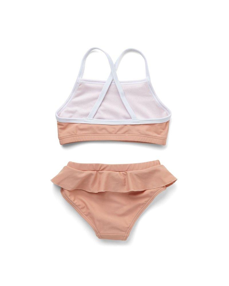 Liewood Marilyn bikini set - Coral blush