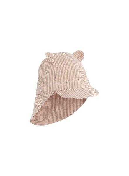 Liewood Gorm sun hat - Tuscany rose/sandy