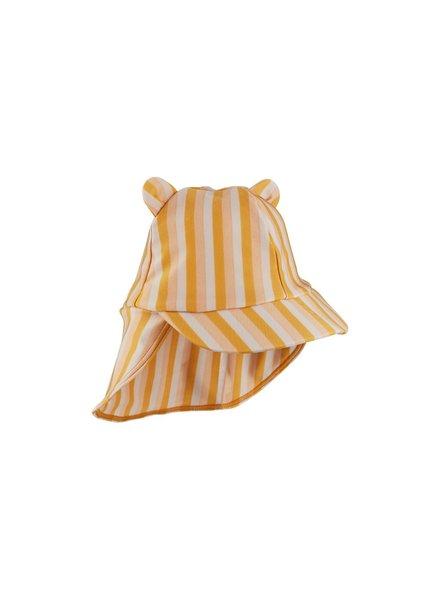 Liewood Senia sun hat - Peach/sandy/yellow mellow