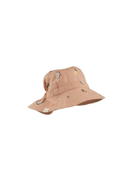 Liewood Sander bucket hat - Fruit pale tuscany