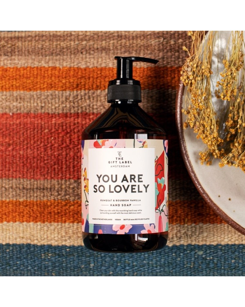 TheGiftLabel Handsoap - You are so lovely