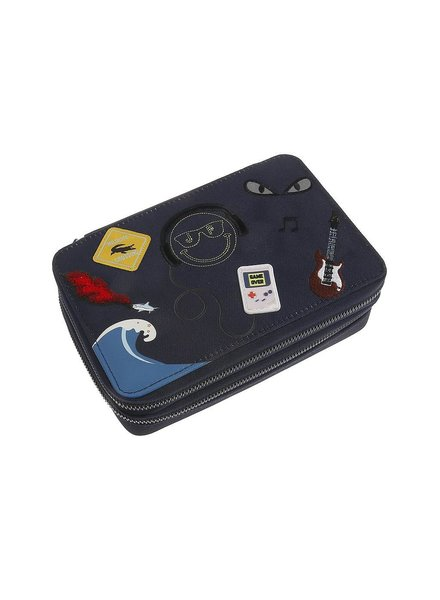 Jeune Premier Pencil Box Filled - Mr. Gadget