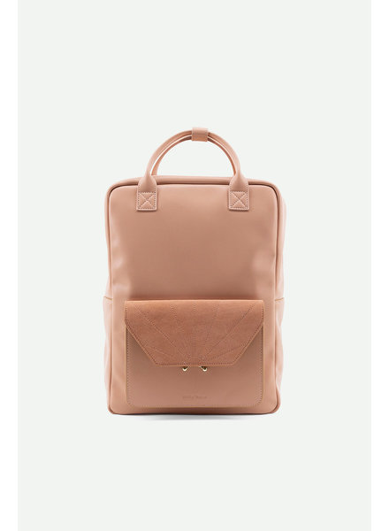 Sticky Lemon The Sticky Sis Club backpack ton sur ton | dawn pink