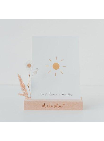 EULENSCHNITT Card SUN