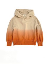 Long Live the Queen Hooded Sweater - apricot