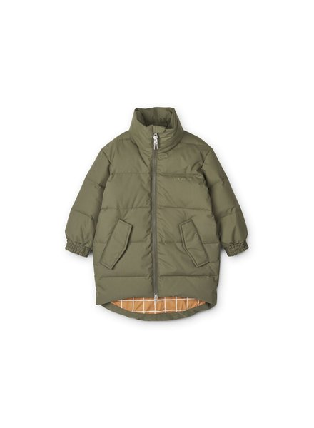 Liewood PEPPE puffer coat - Army