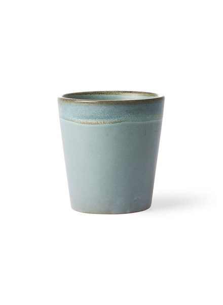 HK Living Ceramic 70's mug - Moss