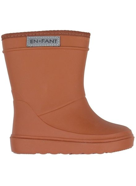 En Fant Thermo Boot - Leather Brown