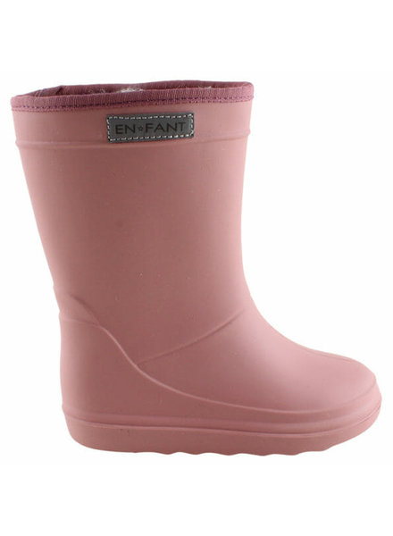 En Fant Thermo Boot - old rose