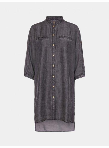 SOFIE SCHNOOR Shirt Dress - grey