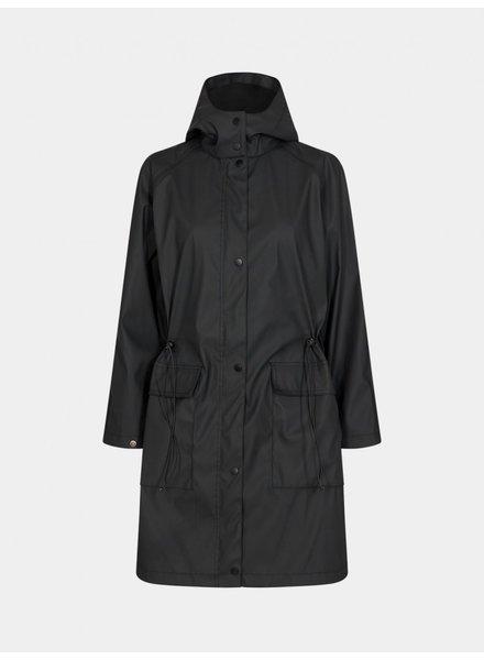 SOFIE SCHNOOR Raincoat - black