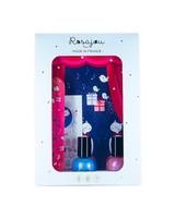 "Rosajou Nice Nails Kit ""Madame"" X ""Givre"""