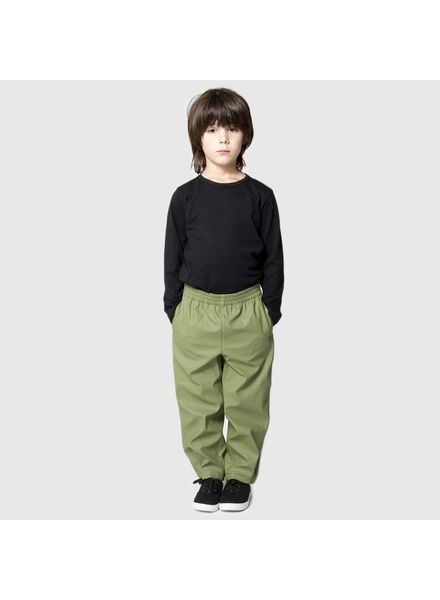 GOSOAKY HIDDEN DRAGON Pant– LODEN GREEN