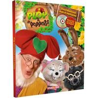 Plop en de Peppers- Verhalenboek met cd