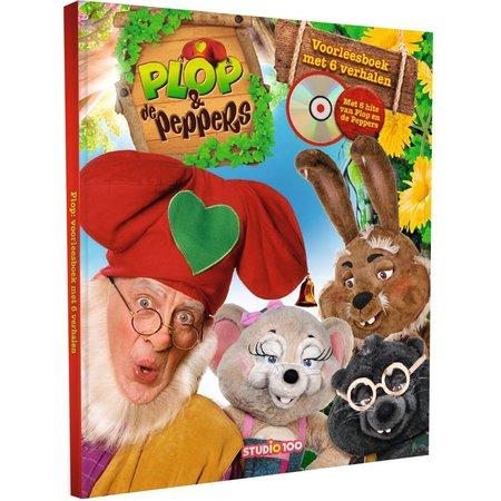 Kabouter Plop Kabouter Plop Boek - Verhalenboek met CD