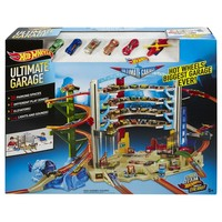 Ultimate Garage Hotwheels