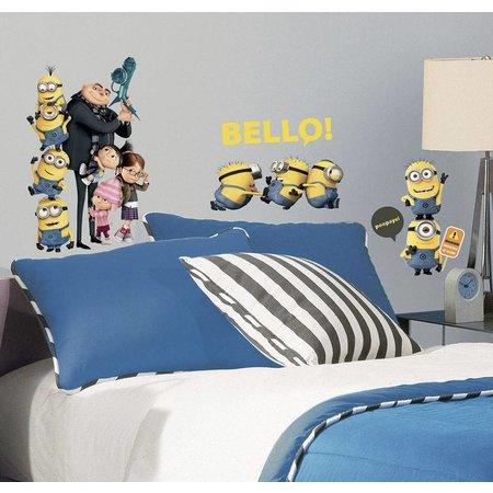 Minions Muursticker Minions RoomMates