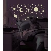 Muursticker RoomMates: Celestial glow