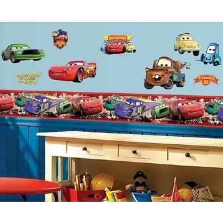 Cars Muursticker Cars RoomMates