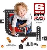 Just 2 Play Puzzel Snel-/Spoorweg vloer: 6 meter
