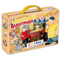 Buurman & Buurman - 3-in-1 Box
