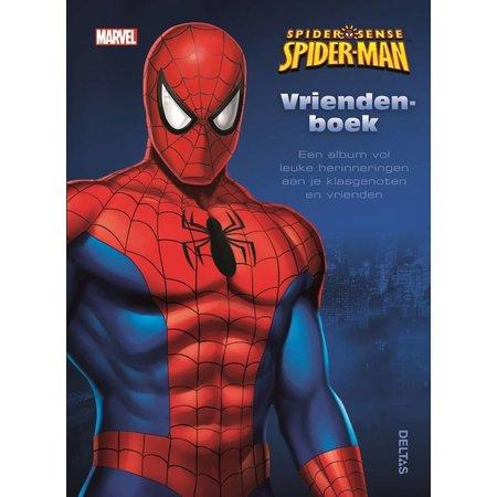 b0cf4dc4e23 Vriendenboek Spider-Man