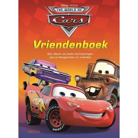 Cars Vriendenboek Cars
