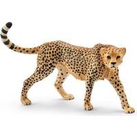 Schleich Luipaard wijfje 14746 - Speelfiguur - Wild Life - 9,7 x 3,9 x 6,1 cm