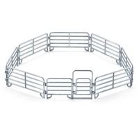 Schleich Omheining voor koeien met poort 41420 - Accessoire - Farm World - 6,5 x 18,5 x 11 cm