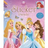 Stickerboek Princess: sticker parade