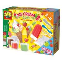 Klei SES: ijsjes maken