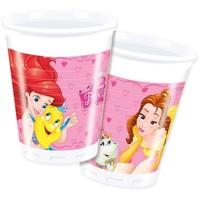Bekertjes Princess 200 ml: 8 stuks