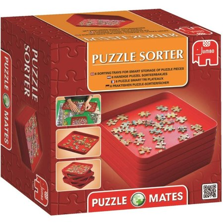 Jumbo Puzzle Mates: Puzzle Sorters