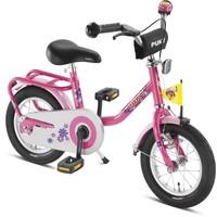 Kinderfiets Puky roze: 36 mnd/95 cm