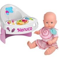 Kinderstoel Nenuco met geluid met pop