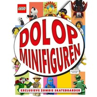 Boek Lego: dol op minifiguren