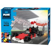 Mini Basic Plus-Plus Racewagen: 170 stuks