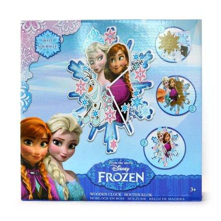 Frozen Klok Frozen DIY: 25 cm